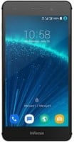 InFocus M808i (4G VoLTE) (Mysterious Silver, 16 GB)(2 GB RAM) Mysterious Silver