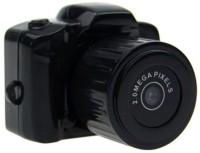 Dsantech SPY BODY WITH ACCESSORIES Camcorder Camera(Black) Black