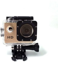 Flipfit Waterproof Digital & Sports . CAMERA 02 Camcorder Camera(Gold) Gold