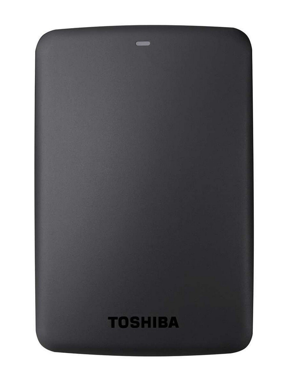 Toshiba Canvio Basic 3TB External Hard Drive (Black)