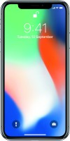 Apple iPhone X (Silver, 256 GB) Silver