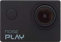 Noise Play Sports and Action Camera(Black 16 MP)