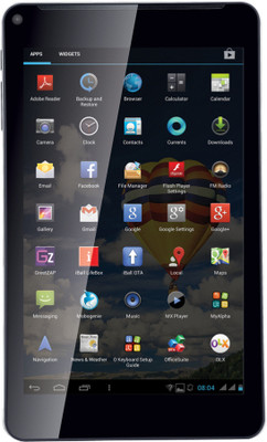 iBall Slide 3G 7345Q-800 Tablet(Grey) Grey
