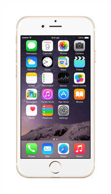 Apple iPhone 6 (Space Grey, 64 GB) Space Grey