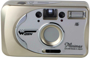 Pixtek Minimax Point & Shoot Camera(Gold) Gold