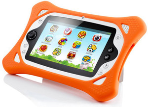 Binatone AppStar GX Gaming Tab 4 GB 7 inch with Wi-Fi Only(Multicolor) Multicolor