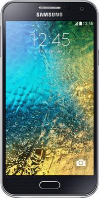 Samsung Galaxy E5 (Black, 16 GB)(1.5 GB RAM) Black