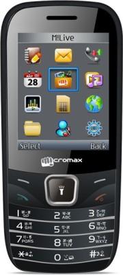 Micromax CG666(Black & Grey) Black & Grey
