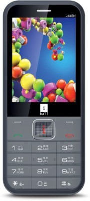 Iball Leader 2.8H(Grey, Black) Grey, Black