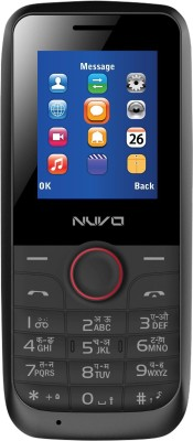 nuvo One-Echo (Without Accessories)(Black) Black