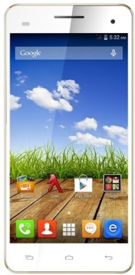 Micromax Canvas HD Plus A190 (White, 8 GB) White