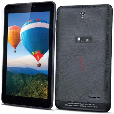 Iball Slide 6351-Q400i Tablet 8 GB 7 inch with Wi-Fi Only Tablet(Black) Black