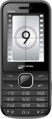 Micromax X254(Grey) Grey