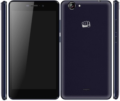 Micromax Canvas Mega 4G (Blue, 16 GB)(3 GB RAM) Blue