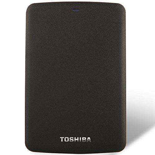 Toshiba Canvio Basics HDTB310AK3AA 1TB External Hard Disk