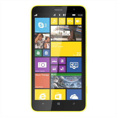 Nokia Lumia 1320 (Black, 8 GB)